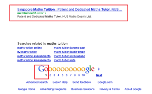 top-maths-tuition-google