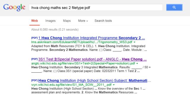 google-hwa-chong-maths-tuition