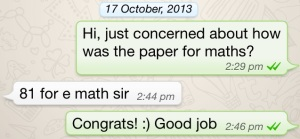 maths tutor testimonial