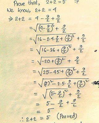 Misleading Formula
