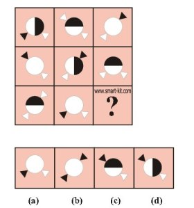 GEP Logic Sample Question