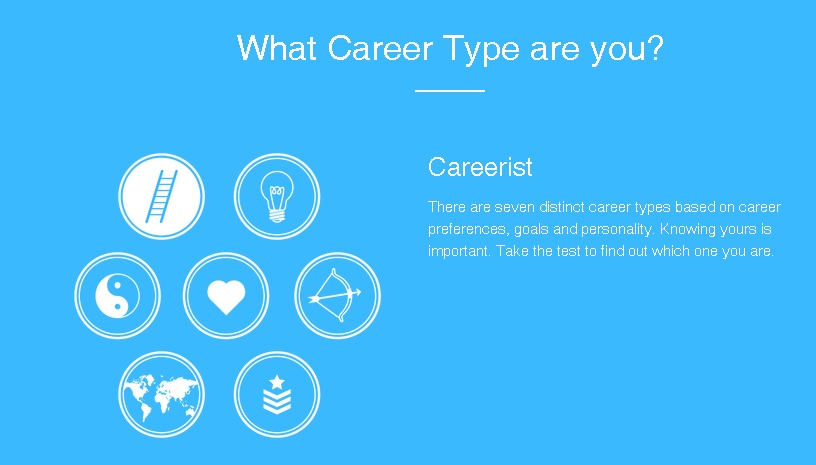 career types