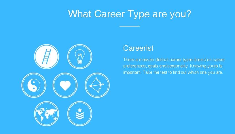 career types