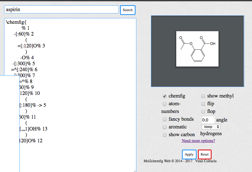 Drawing Chemistry Diagrams In Latex Singapore Maths Tuition