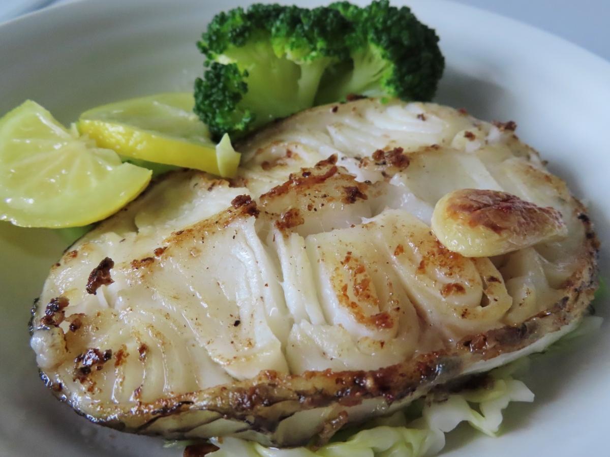 Cod Fish Fillet